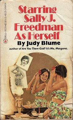 "Judy Blume- the hero of every kid. I got grounded for reading ""Forever"" on the bus. My brother ratted me out. It was totally worth it. I will never hear the name ""Ralph"" the same way again!"