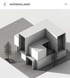 Cubic villa
