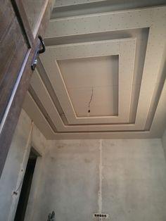 Gypsum Ceiling Design, House Ceiling Design, Ceiling Design Living Room, Bedroom False Ceiling Design, Ceiling Light Design, Bathroom Interior Design, Living Room Designs, Ceiling Plan, Home Ceiling