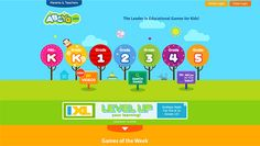 15 Free Online Games Websites For Game Websites For Kids, Online Game Websites, Math Games For Kids, Educational Games For Kids, Learning Games, Word Games Online, Spanish Language Learning, Teaching Spanish, Educational Software