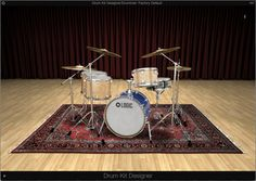 Everybody wants a great drum sound, but what exactly does that mean? We compare live drums vs. sampled drums and the in-between. Logic Pro X, Drum Kits, Drums, Live, Percussion, Drum, Drum Kit