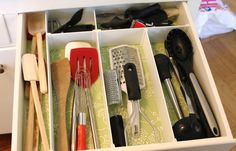 simply organized: Custom Drawer Dividers by Lifestyle Systems + A Giveaway!