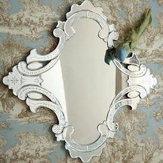 Venezia Etched Wall Mirror $219