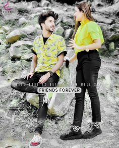 Boy And Girl Best Friends, Boy Or Girl, Besties, Bff, Boys Dpz, Friends Forever, Girl Photos, Couples, Design
