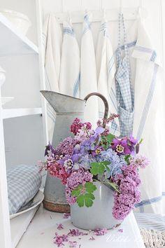 VIBEKE DESIGN: June bouquet
