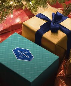 Lowe's Giftables are all she wants for Christmas this year! These all-in-one gift boxes make holiday shopping simple.