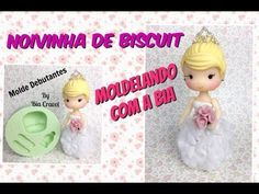 Pote de Biscuit - Cachorro na Tina - Passo a Passo - Bia Cravol - DIY - YouTube