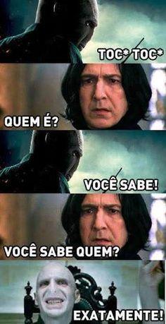New Memes Brasileiros Harry Potter 57 Ideas Harry Potter Tumblr, Harry James Potter, Harry Potter Hermione, Memes Do Harry Potter, Draco Malfoy, Hogwarts, Slytherin, Memes Funny Faces, Nerd