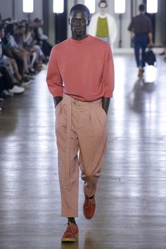 Cerruti | Menswear - Spring 2018 | Look 38