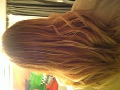 My ombre this time...getting close???