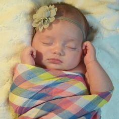 newborn photography, 2 months old