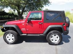 Cars for Sale: Used 2013 Jeep Wrangler in Sport, Louisville KY: 40232 Details - Sport Utility - Autotrader