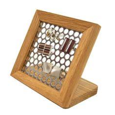 Honeycomb Cufflink Storage Stand