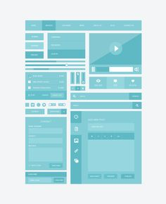Download Responsive Ui Kit(PSD) UI Kit - http://www.vectorarea.com/download-responsive-ui-kitpsd-ui-kit