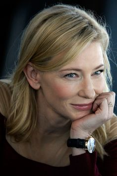 hair style for birthday blue cate blanchett style in 6611
