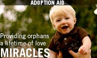Show Hope: an adoption grant and orphan care ministry founded by Mary Beth Chapman and her famous singer-songwriter husband Steven Curtis Chapman.