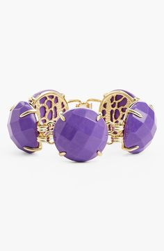 Kendra Scott 'Cassie' Stone Line Bracelet