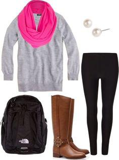 Perfect outfit for class