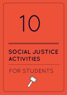 action for social justice in education fairly different