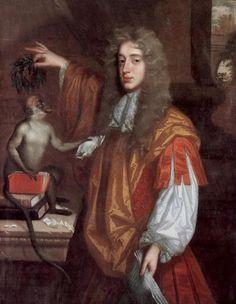 ️️️♥ John Wilmot, 2nd Earl of Rochester (1665-70).