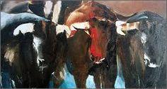 Resultado de imagem para pintura de touros