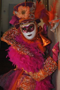 venice carnival top hat