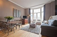 Leidseplein Luxury 1.  On the second floor of a former 1900's Police Station, this wonderful apartment has been luxuriously restored and refurbished with the greatest care and attention to detail.