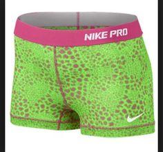 Nike pros