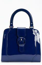 Marni 'Medium' Patent Leather Frame Bag $1,530