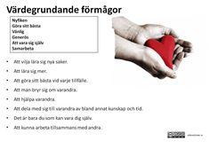 The Big 5 – Ullis skolsida Learn Swedish, Swedish Language, Values Education, Bra Hacks, Language And Literature, Good Student, Social Activities, Big 5, Too Cool For School