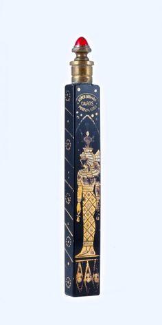 1920 Checa, Ahmed Soliman botella de perfume: Lote 205: