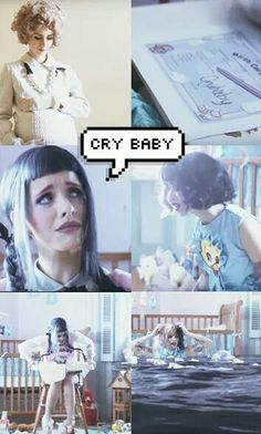 Melanie Martinez - Cry Baby Fanart Case Ipad Mini