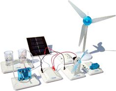 Ed 9740 fuel cell trainer for students understand the for Solar energy projects for kids