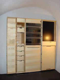 Küche Esche spezial Corian, Closet, Home Decor, Closet Storage, Armoire, Decoration Home, Room Decor, Closets, Cupboard