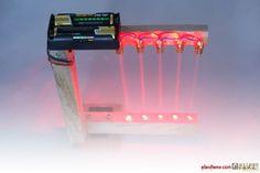 laser harp - Google Search