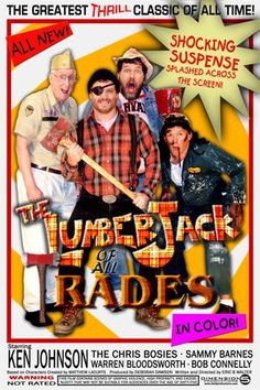 The Lumberjack of All Trades 2006