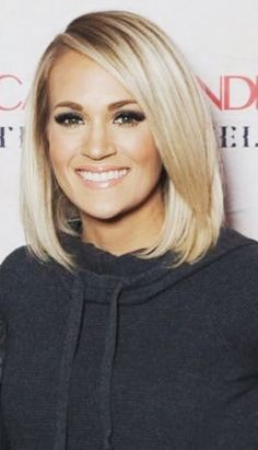 Image result for carrie underwood short hair