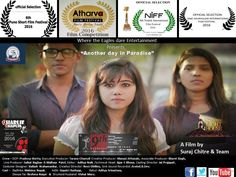 """#Filmycon #FFF #FilmTrivia Another day in Paradise is directed by Suraj Chitre who hails from the industry.  """"My film is a #social message that today's youth doesn't only talk but they #believe in results.  They come with #innovative ideas to bring the change they want to see"""". This film has also been selected in 9 more film festivals. Another day in Paradise is selected in #FILMYCON - Open Online Film Festival 2016 #Shortfilms #filmfestival #Befilmy"""