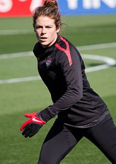 Kelley O'Hara (Beta Eta Deuteron Chapter), US Women's National Soccer Team