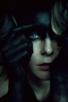 """Apocalypse"" — Photographer: Nora Drugan Model: Hatty Bonebreaker #apocalypse…"