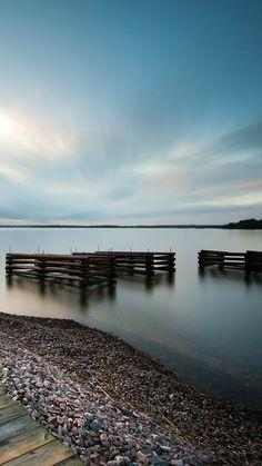 Lake Calm Nature Beautiful Sea Water #iPhone #6 #plus #wallpaper