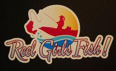 Reel women fish - Bing Images