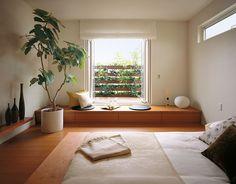 Japanese Interior Design, Japanese Home Decor, Home Interior Design, Interior Architecture, Japanese Living Rooms, Interior Modern, Bedroom Minimalist, Minimalist Home, Minimalist Interior