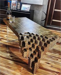 """3,395 Likes, 56 Comments - The Stylish Man (@stylishmanmag) on Instagram: """"Exquisite design 🤛🏻 Would you put this table in your house? 👇🏼"""""""