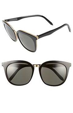 dc4a12e2ecf VICTORIA BECKHAM Designer Combination Classic 56mm Sunglasses