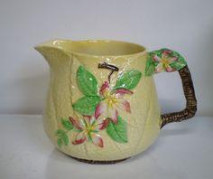 Carltonware Apple Blossom milk jug #36798
