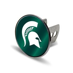 Michigan State Spartans NCAA Laser Cut Hitch Cover