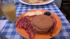 Wonderful breakfast in the Kensington area of London