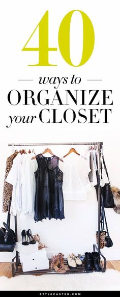 You may be well organized when it comes to work but it doesn't mean that you succeed in organizing your closet as you should. You need to sort out all garments and accessories every season and keep all the stuff… Continue Reading →