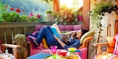 Natalia Levis-Fox  and  Fast Solutions: Creative Home Design: Elegant Balconies